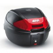 Givi E300N Monolock Black Top Box 30L